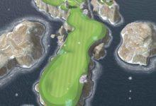 Первое новогоднее обновление в Extreme Golf