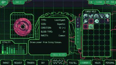 Покупайте, торгуйте и продавайте органы в Space Warlord Organ Trading Simulator