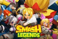 Программный запуск многопользовательской PvP-игры SMASH LEGENDS состоится в первом квартале 2021 года для мобильных устройств и ПК