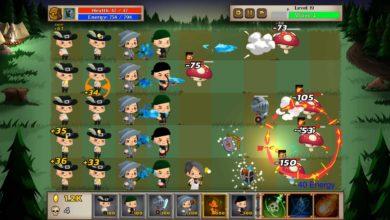 Ролевая игра Mystic Hammer вышла на iOS и Android