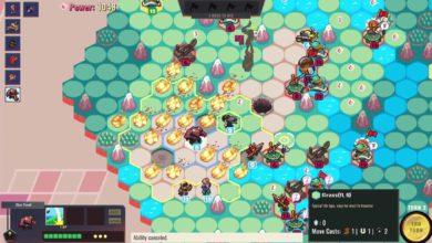 Стратегия Gem Wizards Tactics выходит в Steam в феврале 2021 года