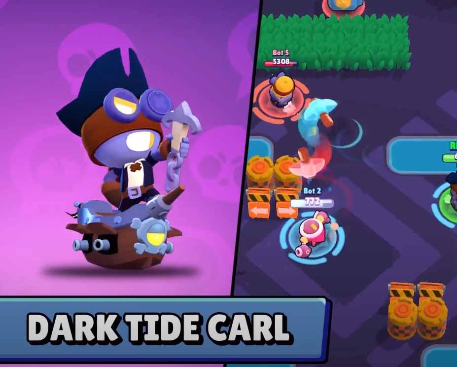Темный пират Карл