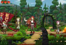 Фэнтези-приключения Scarlet Hood and the Wicked Wood в Steam появится в Steam 10 февраля