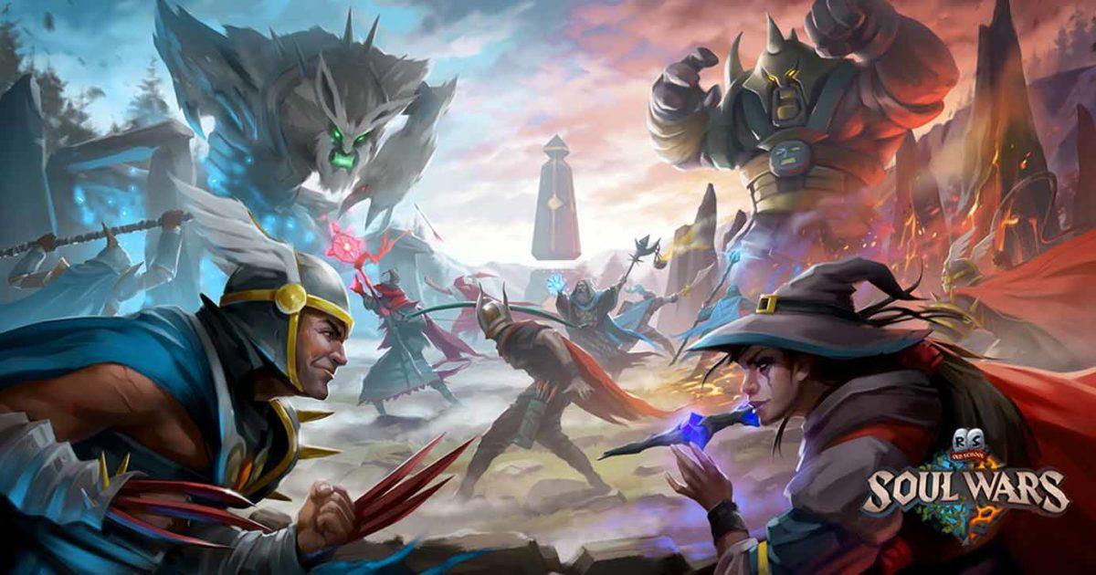 120 игроков встретятся лицом к лицу в Old School RuneScape