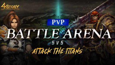 4Story - Новый режим PvP: Боевая арена
