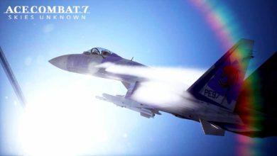 Ace Combat 7: Skies Unknown отмечает свою вторую годовщину бесплатным обновлением контента
