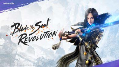 Blade & Soul Revolution, новая мобильная RPG от Netmarble, выходит в 2021 году