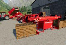 Farming Simulator 19 расширяется новым набором оборудования GRIMME