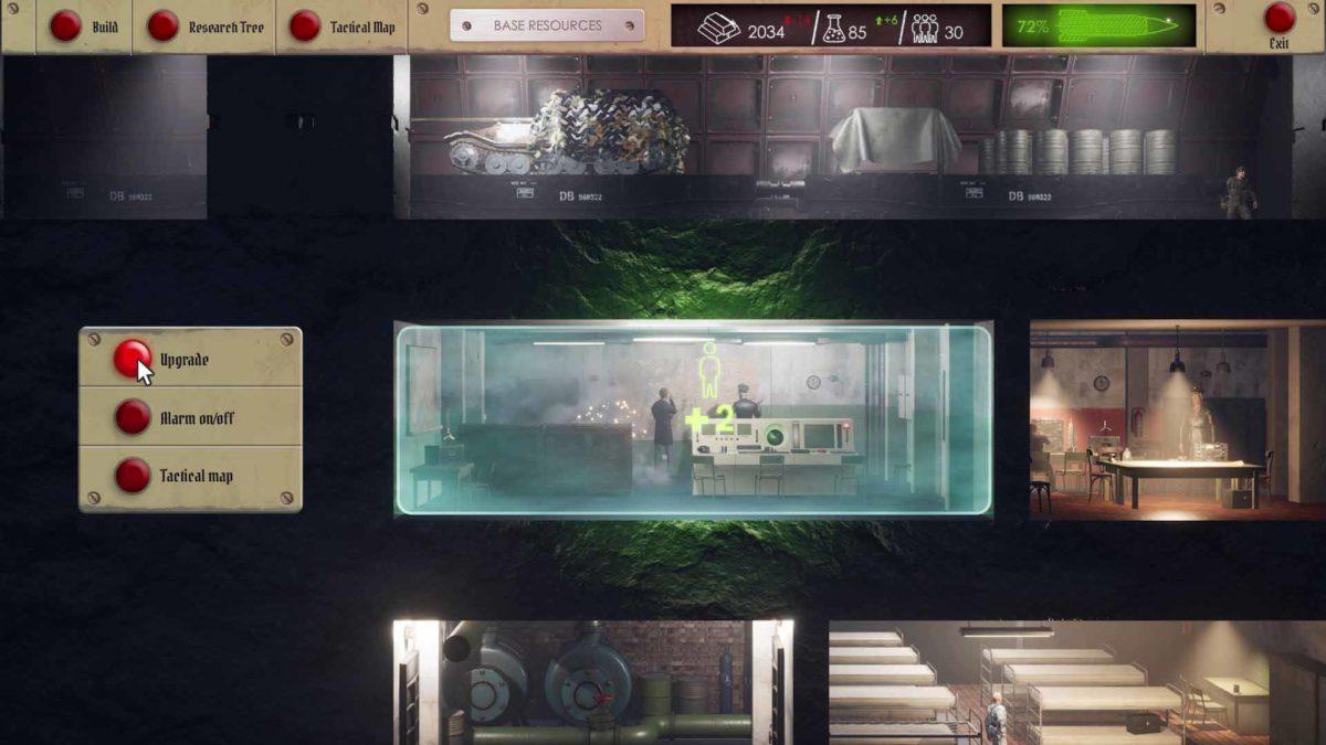 Gameparic анонсировал стратегическую игру в жанре менеджмент Project Wunderwaffe