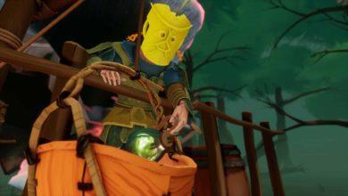 Заклинательная VR-приключенческая игра Maskmaker выходит 20 апреля