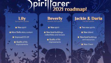 Команда Spiritfarer поделилась дорожной картой
