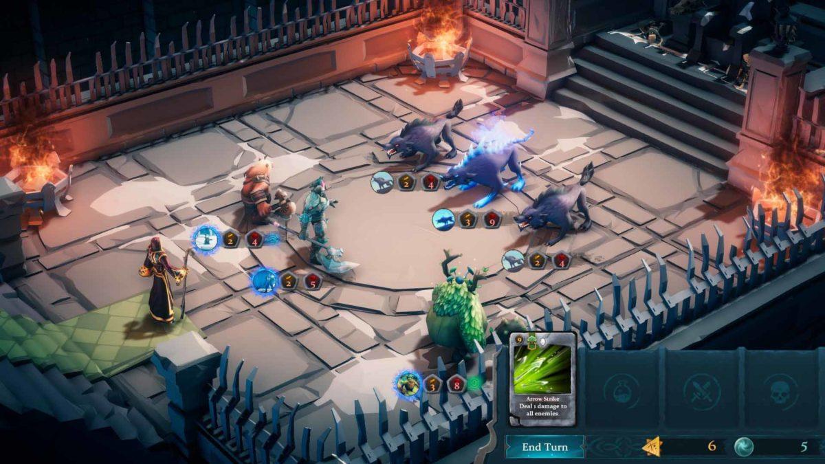 Однопользовательская карточная боевая ролевая игра Cardaclysm: Shards of the Four официально вышла в Steam