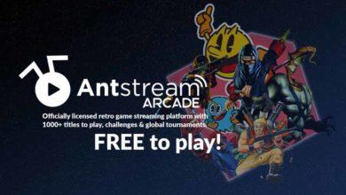 Платформа для потоковой передачи видеоигр Antstream Arcade запускает бесплатную модель