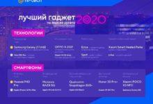 Пользователи рунета назвали главные технологии и инновации года