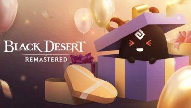 Празднование Дня святого Валентина в Black Desert