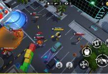 Примите участие в Battlepalooza, мобильной королевской битве с аренами, созданными на основе данных Google Maps