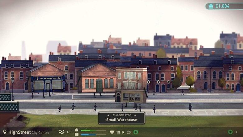 Уникальный сити-сим Buildings Have Feelings Too! получит цифровой релиз в марте и физический релиз в мае
