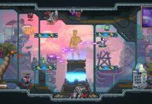 Хаотичный 2D шутер Gravity Heroes уже в Steam