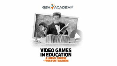 G2A учит учителей применять игры в процессе обучения