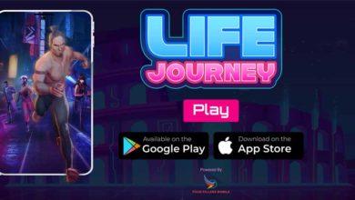 Life Journey дебютирует в Google Play и Apple App Store