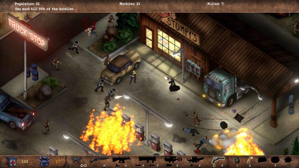 POSTAL Redux выходит на PlayStation 5 марта
