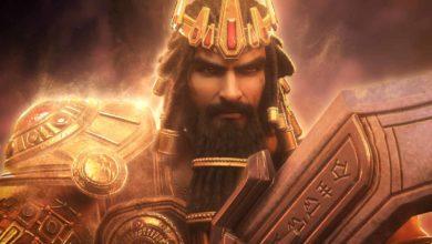 В апреле Гильгамеш присоединится к SMITE в качестве воина