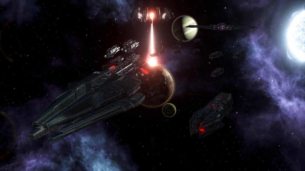 Зажги пламя в Stellaris: Nemesis, доступном с 15 апреля