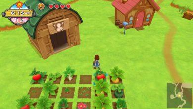 Игра Harvest Moon: One World теперь доступна на Nintendo Switch