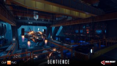 Новая многопользовательская научно-фантастическая стелс-игра Sentience уже доступна в раннем доступе Steam