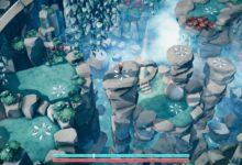 Приключенческая РПГ Nanotale выходит в Steam и на Google Stadia этой весной