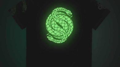Сделайте свою игру ярче с этой светящейся в темноте футболкой Destiny Gambit от Numskull Designs