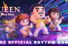 Queen: Rock Tour, первая официальная игра группы Queen для Android и iOS
