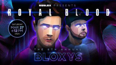 Royal Blood выступит на церемонии вручения премии Bloxy Awards 2021 на Roblox