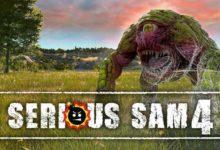 Serious Sam 4 получает официальную поддержку моддинга и мастерской