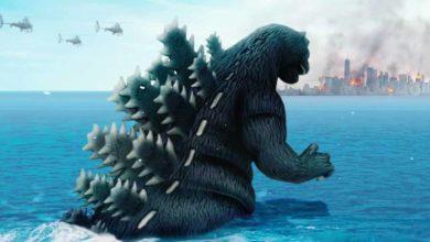 Буйный экшн с монстрами Godzilla Destruction появится на iOS и Android 27 апреля