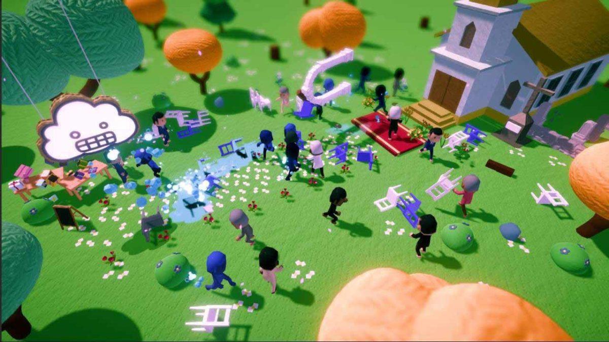 Видео. Тучка-вреднючка | Rain on Your Parade – 22 минуты игрового процесса