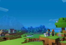 Герои игры и их противники в Minecraft