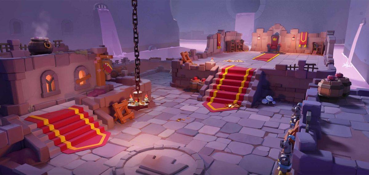Кстати, Clash Heroes создана с использованием Unreal Engine