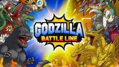 Первые подробности игры Godzilla Battle Line