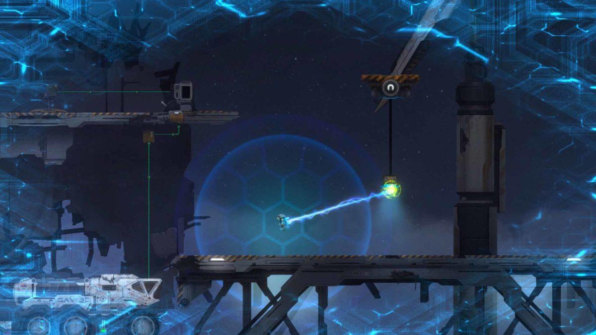 Платформер-головоломка на основе физики Monobot от независимой студии DreamSmith выйдет в Steam в июне