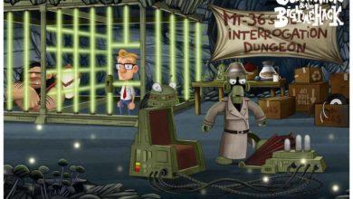 Приключенческая игра Justin Wack and the Big Time Hack выйдут в Steam в четвертом квартале 2021 года