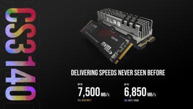 Самый быстрый SSD диск от PNY поступает в продажу