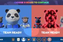 Симпатичная и конкурентоспособная игра для вечеринок Astro Bears отправится на Nintendo Switch на следующей неделе