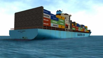 Симулятор Суэцкого канала (Suez Canal Simulator) теперь доступен в Steam