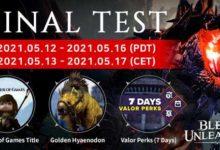 Финальный бета-тест Bless Unleashed начинается 12 мая
