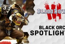 Черные орки вторгаются в Blood Bowl 3
