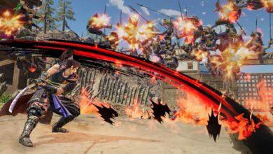 Четыре новых персонажа готовы штурмовать поле битвы в Samurai Warriors 5