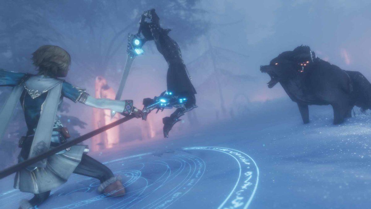 Японская ролевая игра Edge Of Eternity выйдет 8 июня на ПК