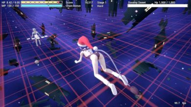 3D-шутер Touhou Multi Scroll Shooting 2 скоро появится в Steam