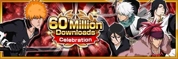 Кампании по празднованию 60 миллионов загрузок начинаются!